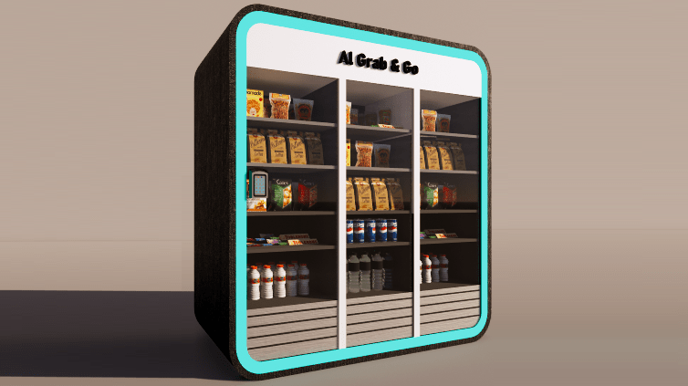 AI Vending Machine