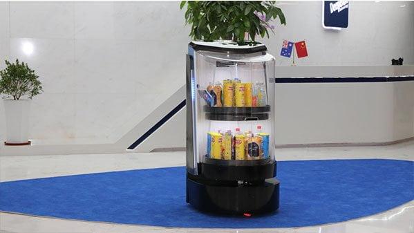 Robot Vending Machine Melbourne
